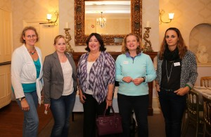 Some of the WIB members at our recent Time Management seminar