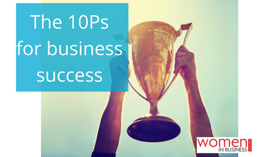 The 10Ps for business success
